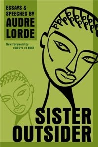 cover of Sister Outsider by Audre Lorder