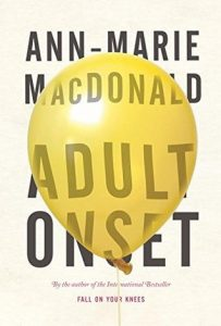 Adult Onset by Ann-Marie MacDonald cover