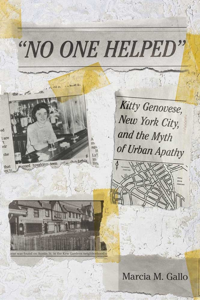 no one helped by marcia m gallo