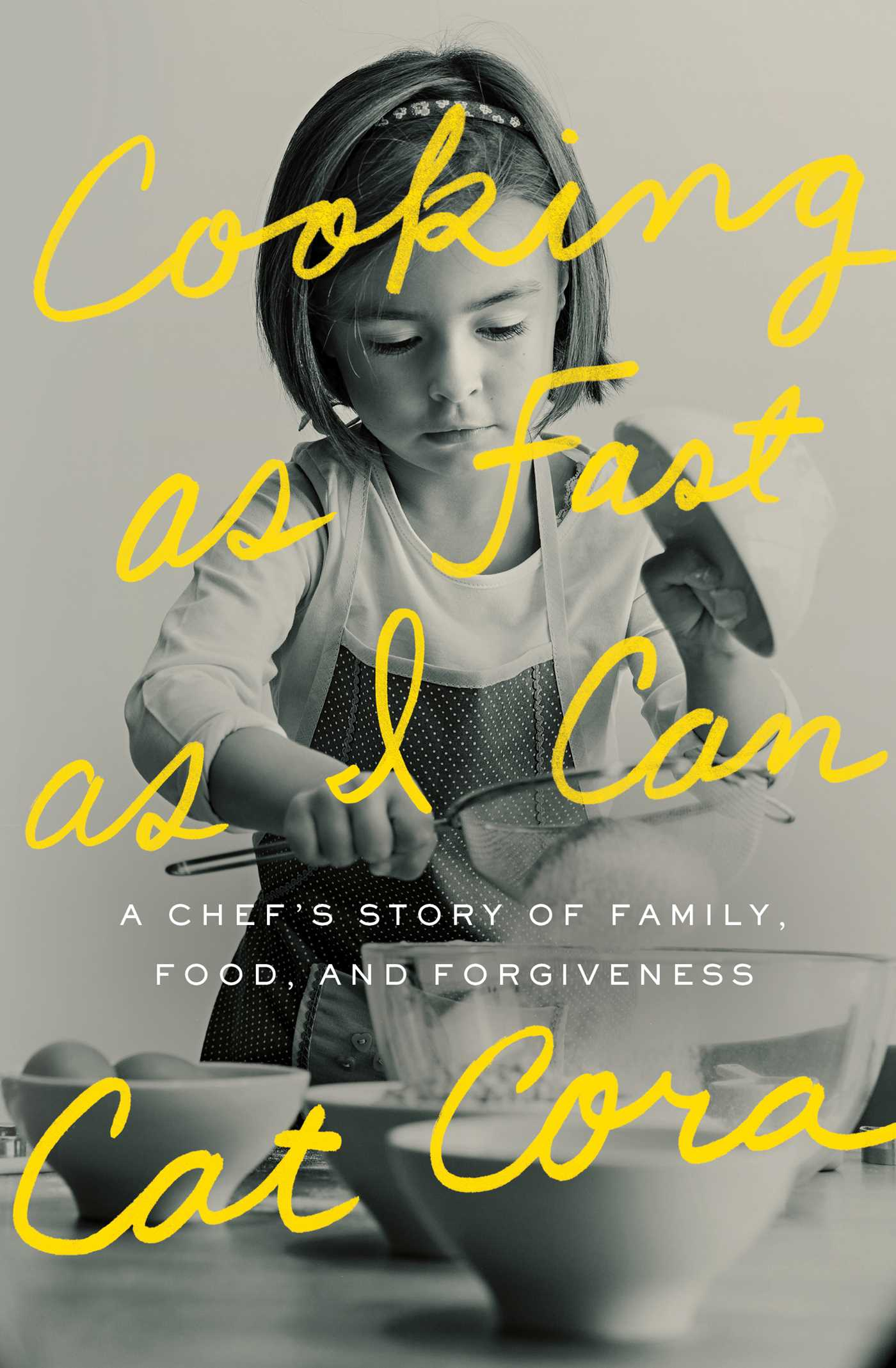 cooking as fast as i can cat cora