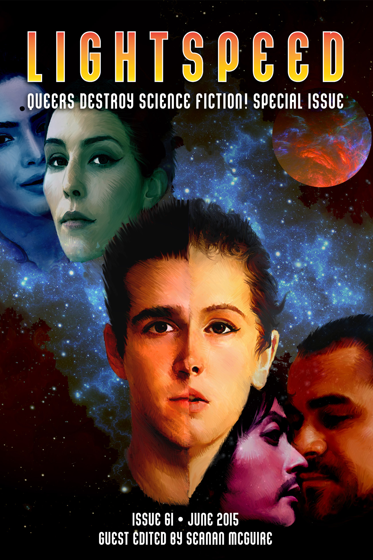 Lightspeed queers destroy science fiction