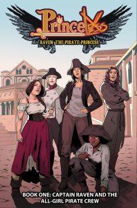 Princeless: Raven the Pirate Princess Vol 1