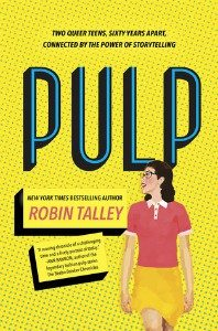 Pulp by Robin Talley cover