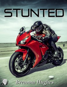 Stunted by Breanna Hughes cover