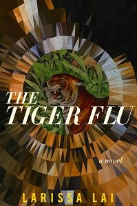 The Tiger Flu by Larissa Lai cover