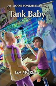 Tank Baby by Iza Moreau cover