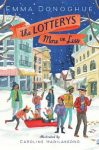 The Lotterys More or Less by Emma Donoghue cover