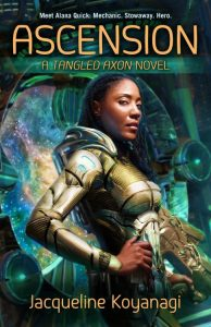 Ascension by Jacqueline Koyanagi cover