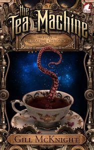 The Tea Machine by Gill McKnight