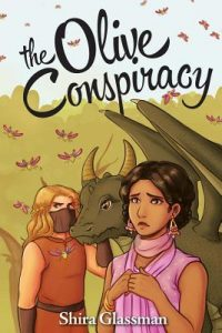 The Olive Conspiracy by Shira Glassman