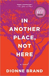 In Another Place, Not Here by Dionne Brand