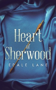 Heart of Sherwood by Edale Lane cover