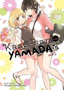 Kase-san and Yamada Vol. 1 by Hiromi Takashima
