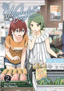 Our Wonderful Days Vol. 2 by Kei Hamuro