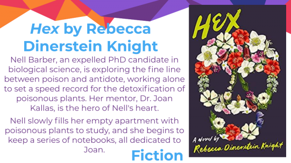 Hex by Rebecca Dinerstein Knight cover and blurb