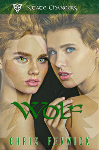Wolf by Chris Fenwick