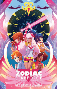 Zodiac Starforce Volume 1 cover