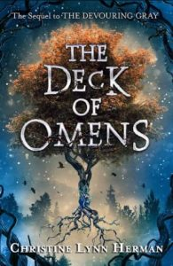 The Deck of Omens by Christine Lynn Herman