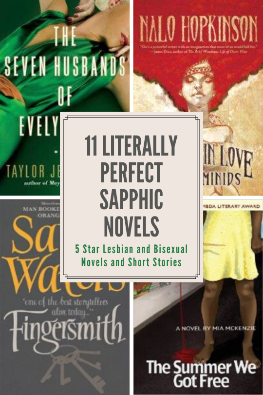 11 Literally Perfect Sapphic Novels