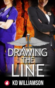 Drawing the Line by K.D. Williamson