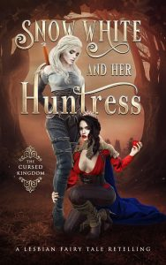 Snow White and Her Huntress by Emma Dean
