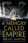 A Memory Called Empire by Arkady Martine (Amazon Affiliate Link)
