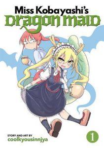Miss Kobayashi's Dragon Maid by coolkyousinnjya