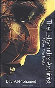 The Labyrinth's Archivist by Day Al-Mohamed (Amazon Affiliate Link)