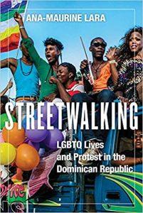 Streetwalking by Ana-Maurine Lara