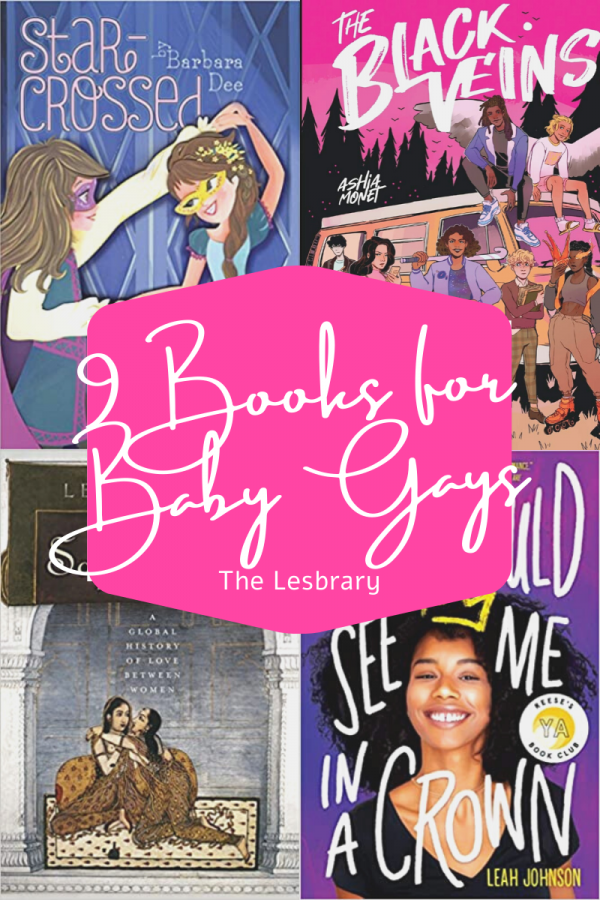Books for Baby Gays graphic