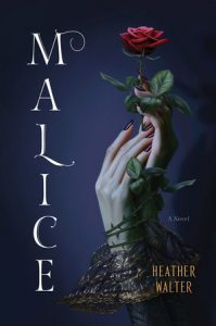 Malice by Heather Walter cover
