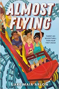 Almost Flying by Jake Maia Arlow cover