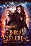 Cinders of Yesterday cover