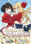 I'm in Love with the Villainess cover