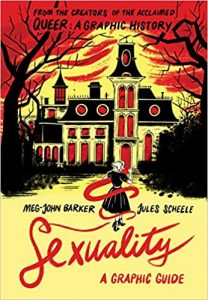 Sexuality A Graphic Guide cover