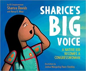 Sharice's Big Voice cover