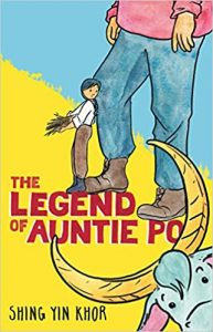 The Legend of Auntie Po cover
