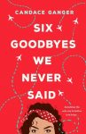 Six Goodbyes We Never Said cover