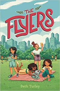 The Flyers by Beth Turley cover
