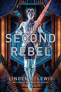 The Second Rebel cover