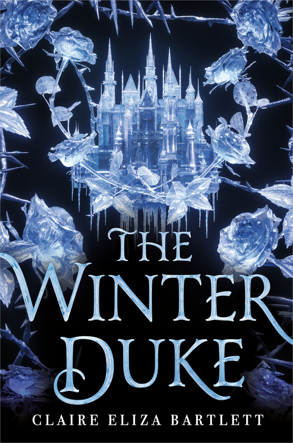 The Winter Duke by Claire Eliza Bartlett cover
