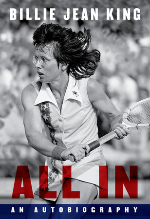 All In by Billie Jean King cover