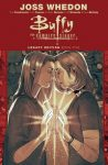 Buffy the Vampire Slayer: Legacy Edition, Book Five cover with Willow and Tara touching foreheads