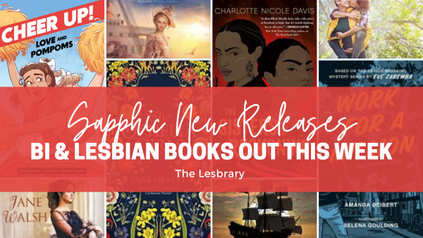 Sapphic New Releases banner