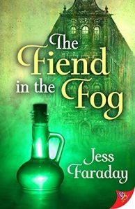 The Fiend in the Fog cover