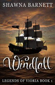 Windfall by Shawna Barnett cover