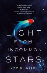 Light from Uncommon Stars cover