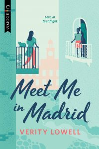 Meet Me in Madrid cover